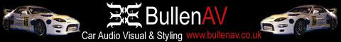 Bullen AV is an on-line modifiers dream, with all your quality, low priced modifying needs on 1 site, DVD players, BassBox's, Subs, Sat-Navs, Bodykits and lots more.... Our website is safe and secure with next day delivery (if ordered before 11am )